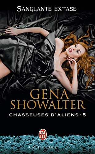 9782290058275: Chasseuses d'aliens, Tome 5 : Sanglante extase