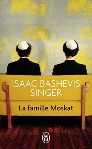 9782290068724: La famille Moskat