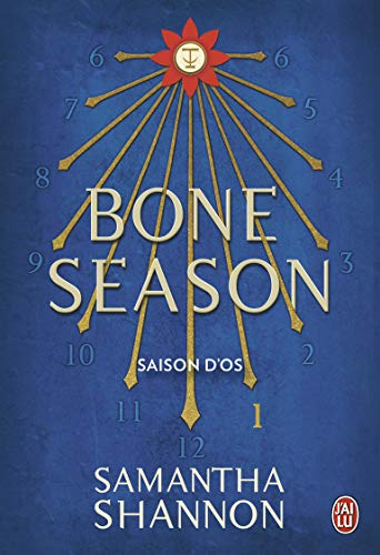 9782290071045: Bone season, Tome 1 : Saison d'os