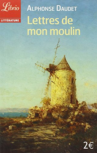 9782290072554: Lettres de mon moulin (Librio littérature)