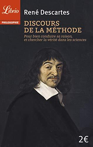 9782290075319: Discours de la methode - pour bien conduire sa raison, et chercher la verite dans les sciences (Librio Philosophie)