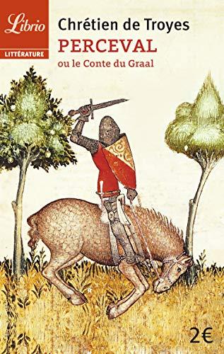 9782290078464: Perceval ou Le conte du Graal (Librio littérature)
