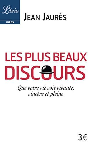 PLUS BEAUX DISCOURS (LES): JAURES JEAN