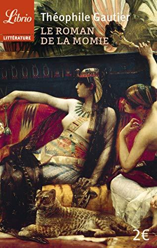 9782290082799: Le roman de la momie (Librio littérature)
