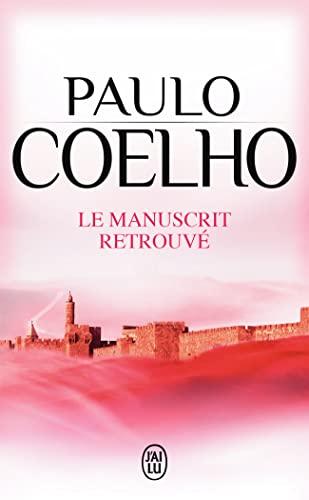 9782290082850: Le manuscrit retrouvé (J'ai lu Roman)