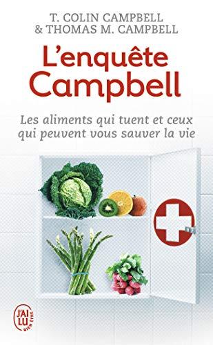 9782290086193: L'enquête Campbell (J'ai lu Bien-être)