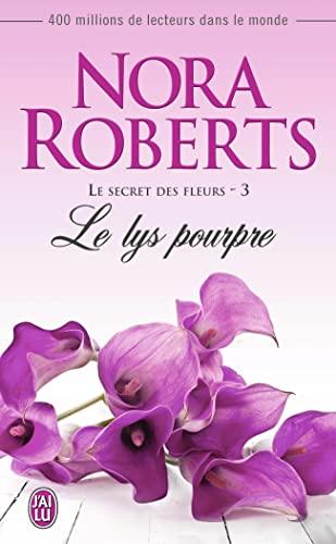 9782290089477: Le secret des fleurs, Tome 3 : Le lys pourpre