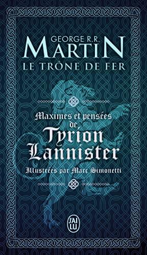 9782290091302: Maximes et Pensées de Tyrion Lannister
