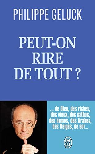 9782290094303: Peut-On Rire De Tout ? (French Edition)
