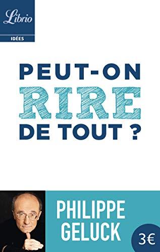 9782290098073: Peut-On Rire De Tout? (French Edition)