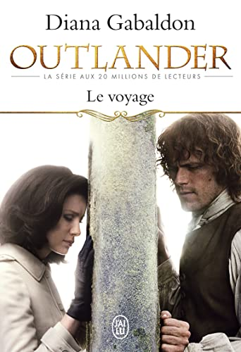 9782290099605: Outlander, Tome 3 : Le voyage