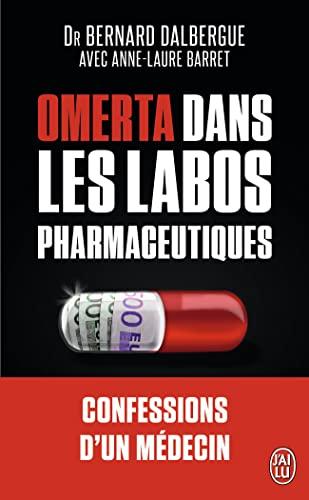 9782290100875: Omerta dans les labos pharmaceutiques