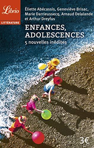 9782290101667: Enfances, adolescences : 5 nouvelles inédites