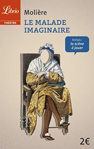 9782290108864: Le malade imaginaire (Librio Théâtre)