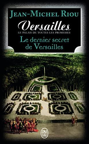 9782290110201: Le dernier secret de Versailles