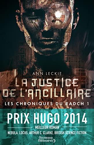 9782290111345: Les chroniques du Radch, Tome 1 : La justice de l'ancillaire