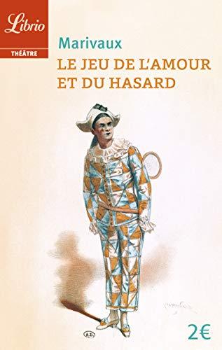 9782290125342: Le jeu de l'amour et du hasard (Librio Théâtre)