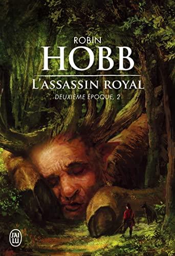 9782290125632: L'assassin royal, deuxième époque, Tome 2 : Serments et deuils ; Le dragon des glaces ; L'Homme noir ; Adieux et retrouvailles
