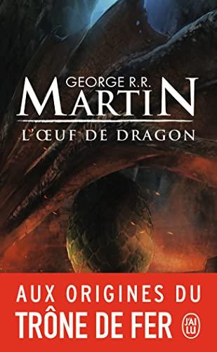 9782290126462: L'oeuf de dragon (J'ai lu Fantasy)
