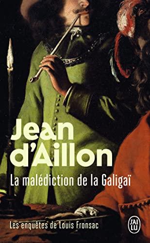 9782290128305: Les enqu�tes de Louis Fronsac : La mal�diction de la Galigai
