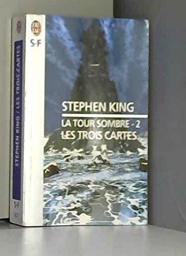 9782290130377: La Tour sombre, tome 2 : Les Trois Cartes
