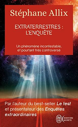9782290137307: Extraterrestres : l'enquête