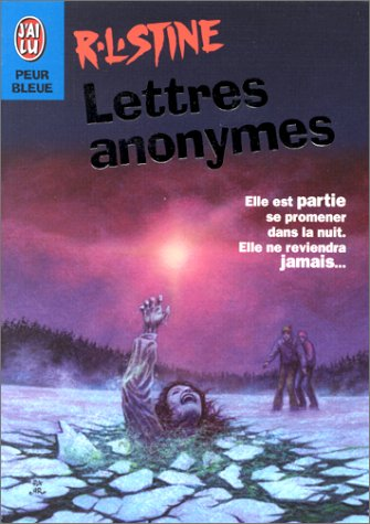 9782290149393: Lettres anonymes