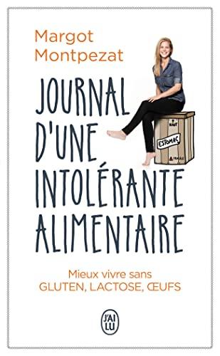 9782290154830: Journal d'une intolérante alimentaire