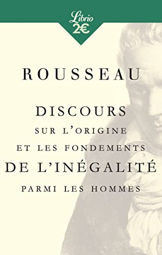 Discours sur l'origine et les fondements de: Rousseau, Jean-Jacques