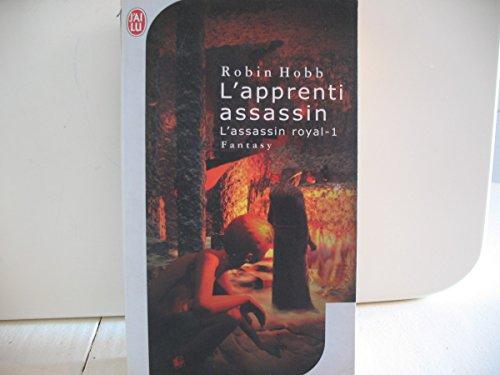 9782290303603: L'assassin royal, tome 1 : L'apprenti assassin