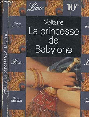 La Princesse de Babylone: VOLTAIRE