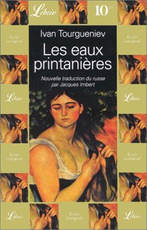 9782290305348: Les Eaux printani�res