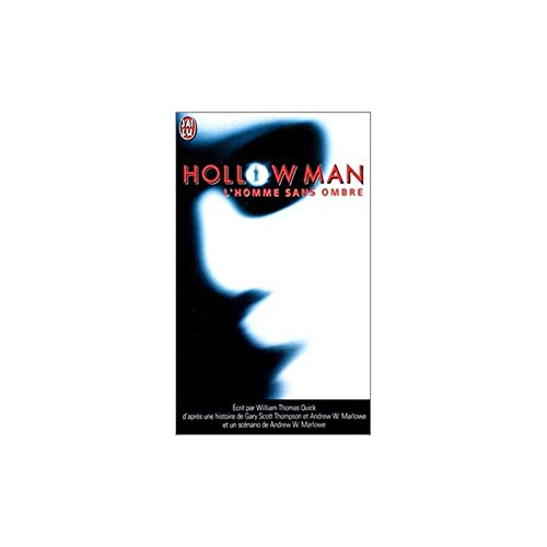 9782290308097: Hollow man. L'homme sans ombre