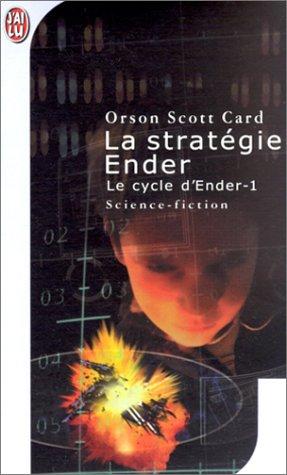 9782290308288: Le Cycle d'Ender, tome 1 : La Stratégie Ender