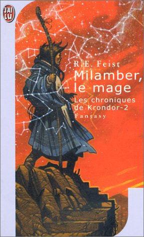 Les Chroniques de Krondor 2: Milamber, le mage (229031322X) by Raymond E. Feist; Antoines Ribes