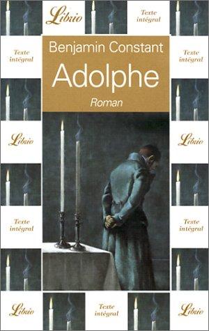 9782290314470: Adolphe (Librio)
