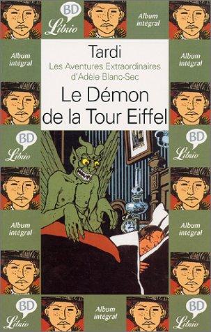 9782290314593: Le Démon de la Tout Eiffel