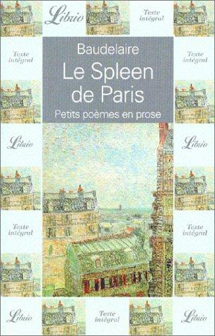 9782290314869: Le Spleen de Paris