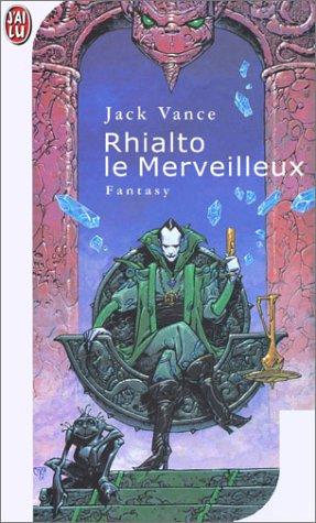 9782290314975: Rhialto le Merveilleux