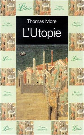 9782290315644: L'utopie