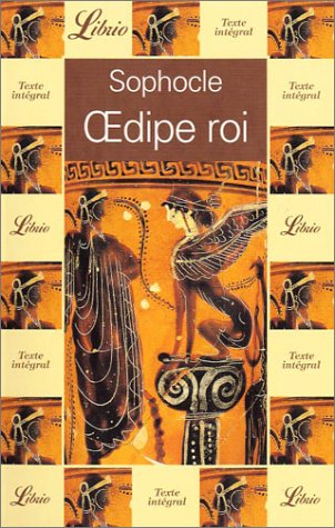 Oedipe roi (French Edition): Sophocle
