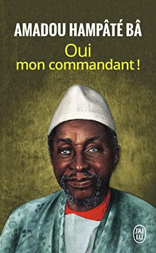 9782290315859: Oui mon commandant ! (J'ai lu Roman)