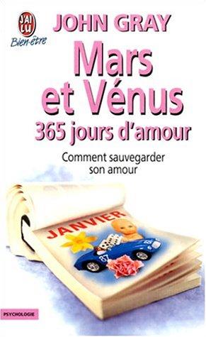Mars et Vénus : 365 jours d'amour: John Gray