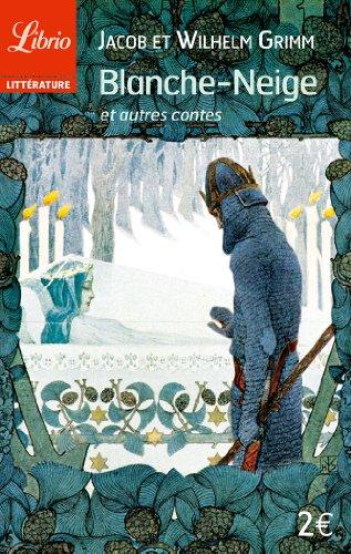 9782290320709: Blanche-neige (Librio)