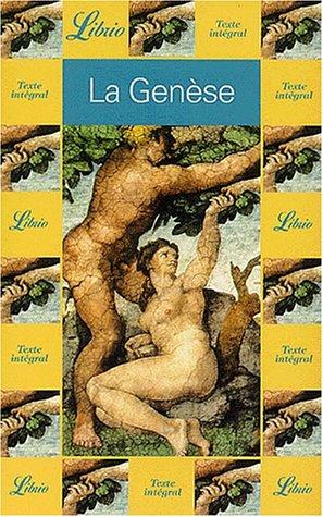 9782290320884: La Genèse