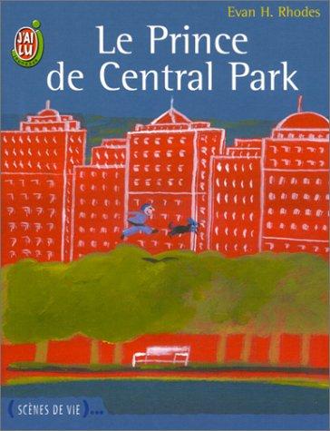 9782290321249: Le Prince de Central Park