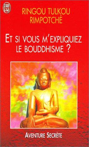 9782290323755: Et si vous m'expliquiez le bouddhisme ?