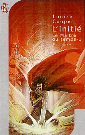 9782290325544: Le Maître du temps, tome 1 : L'Initié