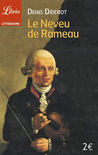 Le neveu de rameau (9782290327753) by Denis Diderot