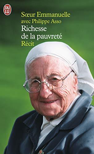 9782290328019: Richesse De LA Pauvrete (French Edition)